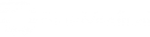 Logo Bluemedical - Blanco