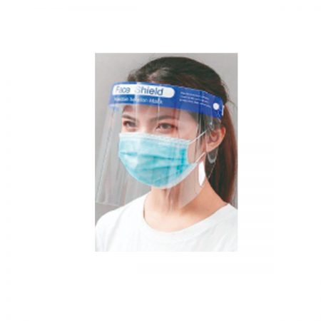 ESCAFANDRA BIOMET ESCUDO FACIAL PROTECTOR CINTILLO SUPERIOR AJUSTABLE
